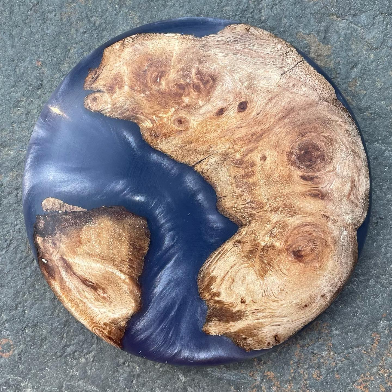Bob wooden/resin mini